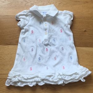Ralph Lauren 6 month baby dress